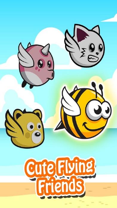 Flying Friends Adventure Time screenshot three