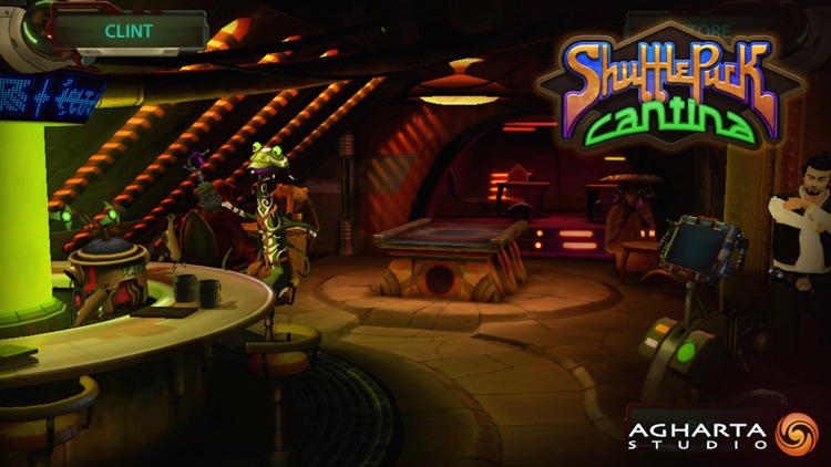 Shufflepuck Cantina screenshot-1