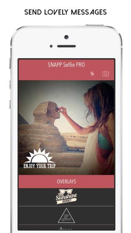 Selfie Snapp Quote Overlays screenshot-3