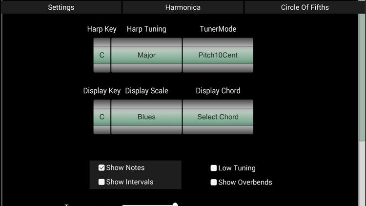 HarpNinja Diatonic Harmonica screenshot-4