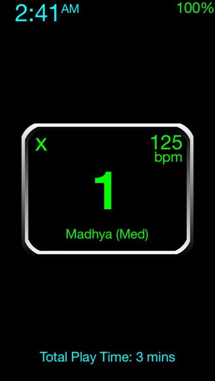 iTablaPro Lite - Tabla Tanpura Player screenshot-4
