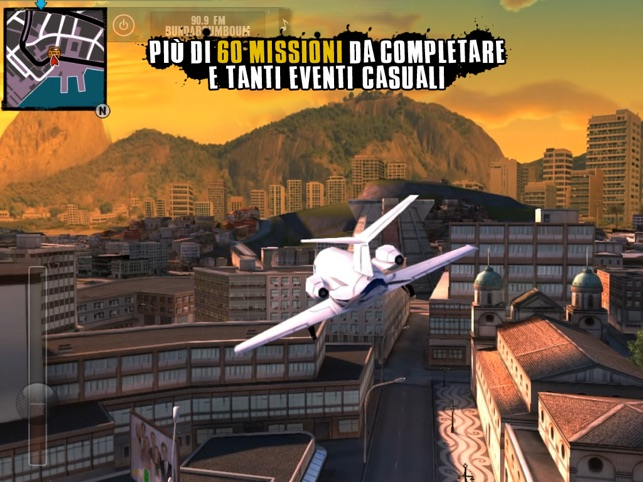 Gangstar Rio: City of Saints Screenshot
