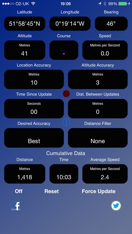 GPS Device Data Premium screenshot-4