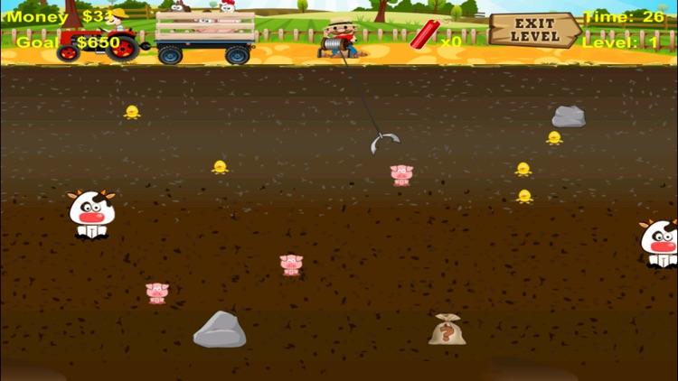 A Farm Animal Escape FREE - Barn Rescue Frenzy screenshot-4