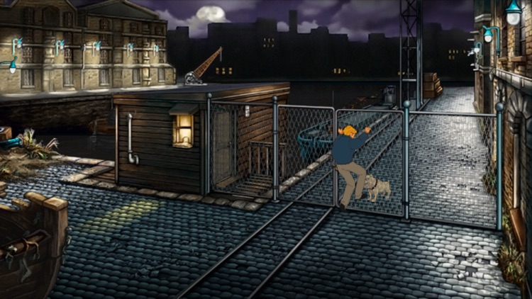 Broken Sword 2 - the Smoking Mirror: Remastered screenshot-4