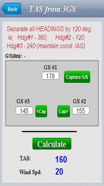Quick E6B screenshot-3