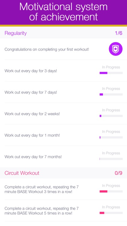 7 minute PRO: New workouts and exercises screenshot-3