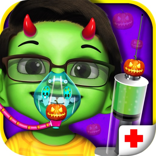 Crazy Halloween Hospital