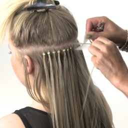 Hair weaving techniques by tony walsh hair extensions advice pmusecretfo Image collections