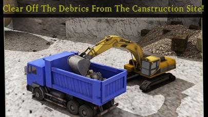 メガドリル山建設用クレーンオペレーターの3Dゲームのおすすめ画像5