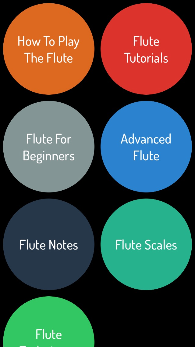 are you still playing your flute Unfortunately flute players just don't command as much name recognition as pianists, violinists or artists in more popular genres whether you are able to name five famous flutists or fifty, it never hurts to expand that list take a few minutes and read about one professional flute player that you.