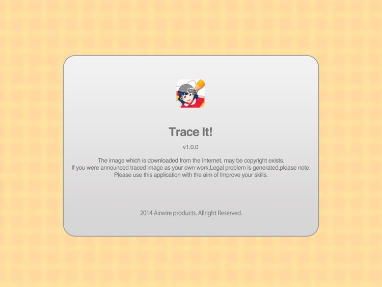 Trace It! - Trace Your Favorite Character screenshot-4