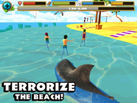 Wildlife Simulator: Shark для iPad