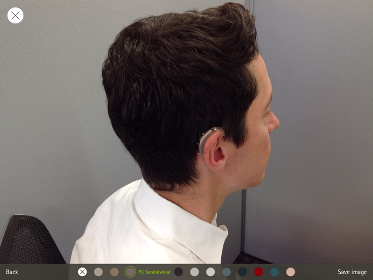 Phonak Virtual Mirror screenshot-3