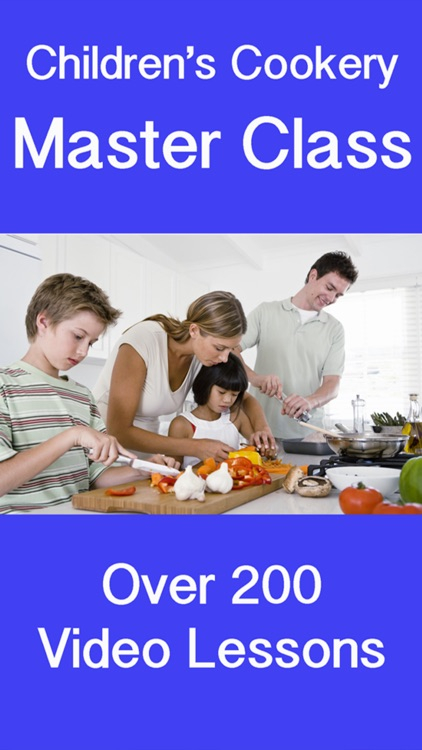 Children's Cookery Master Class