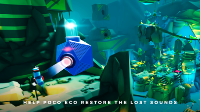 Adventures of Poco Eco - Lost Sounds: Experience Music and Animation Art in an Indie Gameのおすすめ画像2