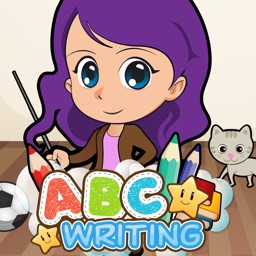 ABC Writing Pre-School Learning