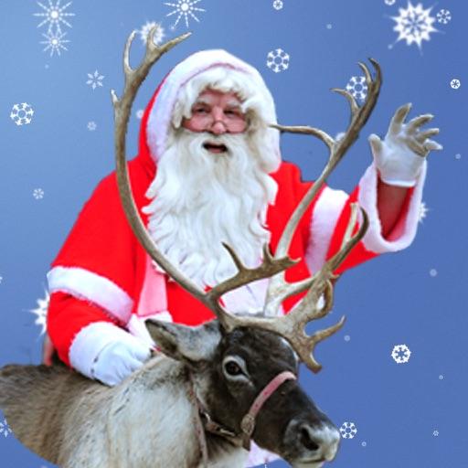 Santa's Reindeer Camera