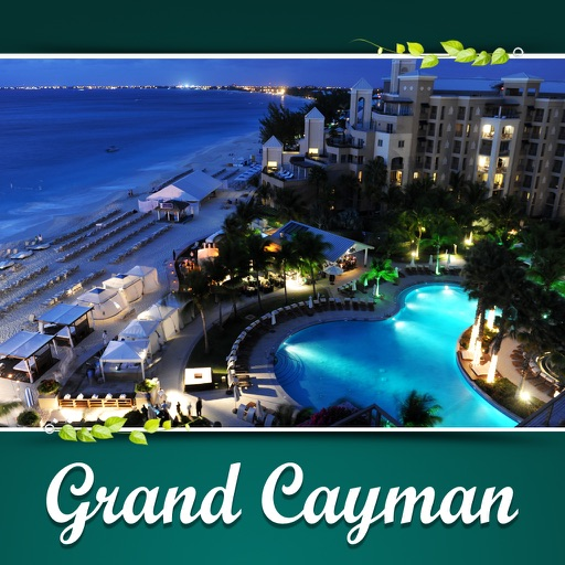 Grand Cayman Tourism Guide icon