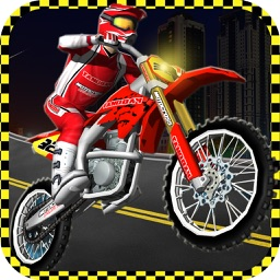 `A Most Wanted Motocross Raider