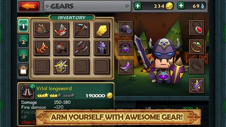 TinyLegends™ Monster Crasher screenshot-3