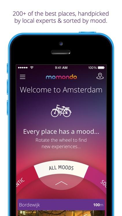 Amsterdam travel guide & map - momondo places