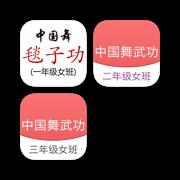 中国舞武功套装 - 舞蹈教学视频、舞蹈基本功必备