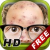 Baldy ME! HD FREE - Bald, Old and No Hair Selfie Yourself with Animal Face Photo Booth Effects Maker!