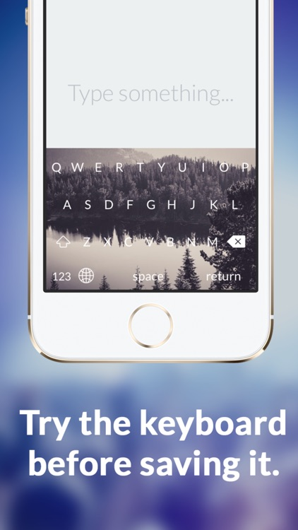 Themeboard Cooolkey Custom Keyboards for iOS 8 – Make your
