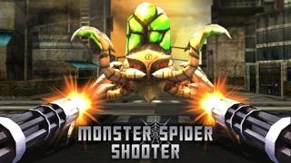 Monster Spider Shooting 3D