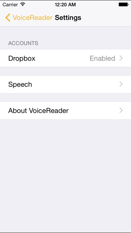 Voice Reader: Text to Speech screenshot-3