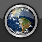 WorldPulse Earth Weather Clouds & Temperature icon
