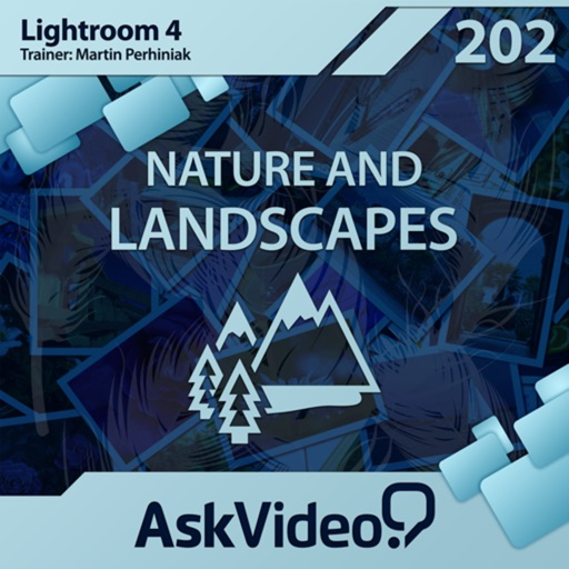 Course For Lightroom 4 - Nature and Landscapes