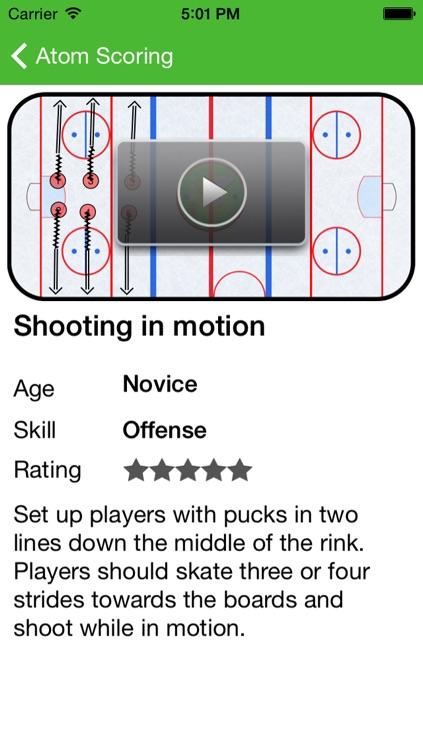 Coach On The Go - Hockey screenshot-3