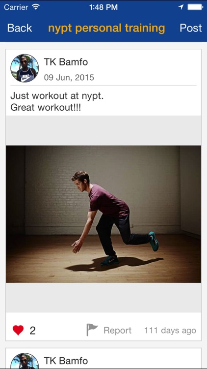 SharedFit screenshot-3