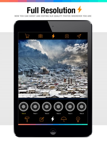 Screenshot #4 pour Live FX - camera effects plus photo editor