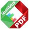 PDF to Numbers + - Gerald Ni