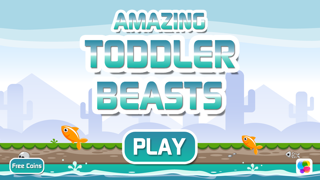 Amazing Toddler Beasts – Tiny Monsters in Full Flight screenshot four
