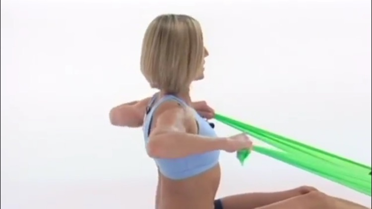 Resistance Band Workouts screenshot-3