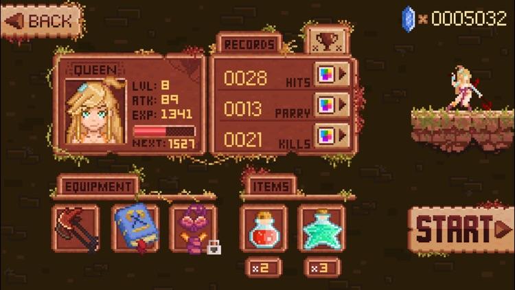 Combo Queen (Action RPG Hybrid) screenshot-4