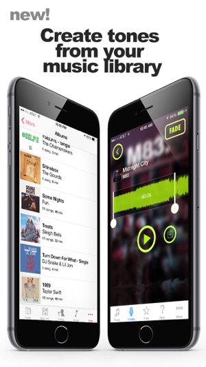Free Music Ringtones - Music, Sound Effects, Funny alerts and caller