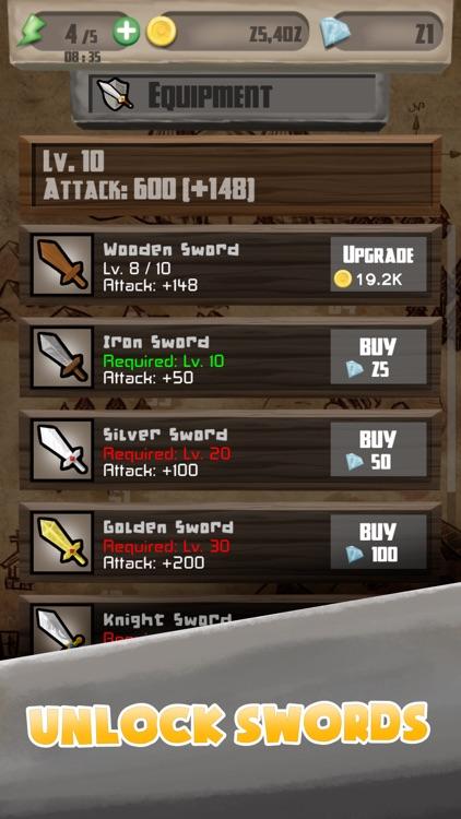 Magic X Sword screenshot-3