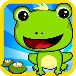 My First Little Words Cute Preschool Playtime Puzzle Game for Kids