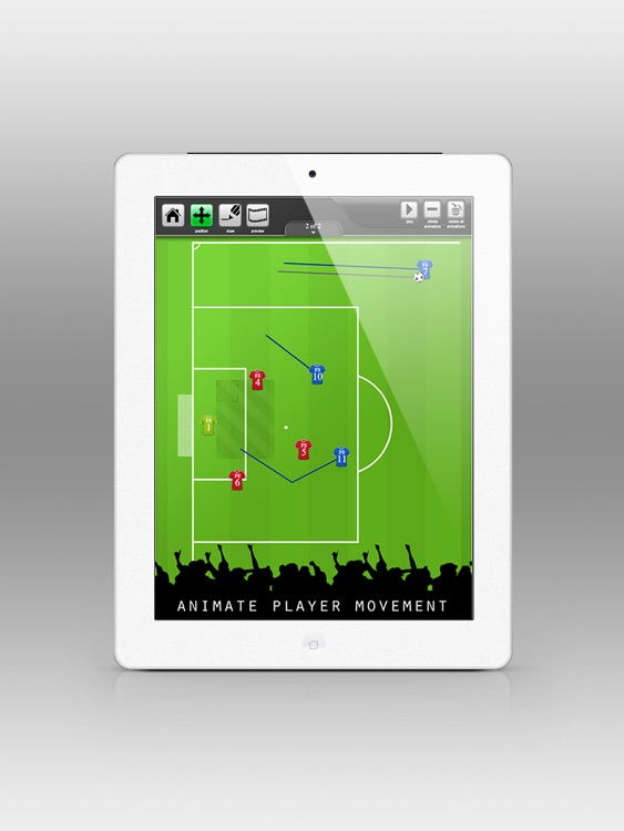 The Master Tactician Free: Soccer Coach screenshot-3