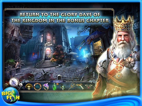 Riddles of Fate: Into Oblivion HD - A Hidden Object Puzzle Adventure screenshot four