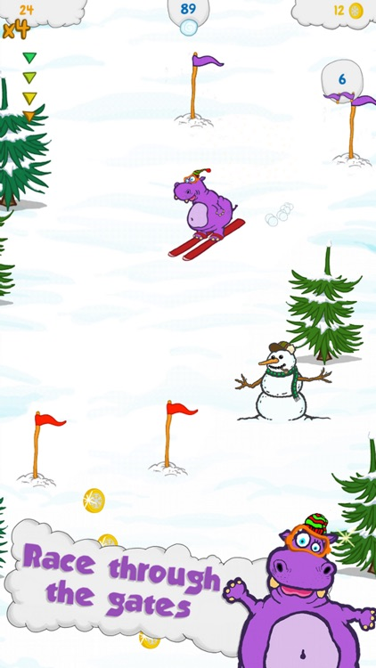 Wild Ski screenshot-1