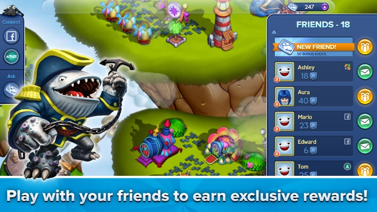 Skylanders Lost Islands™ screenshot-2