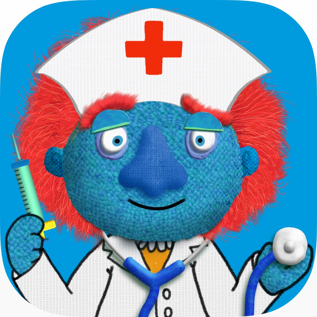 Tiggly Doctor: Check up on your verbs in this fun spelling game
