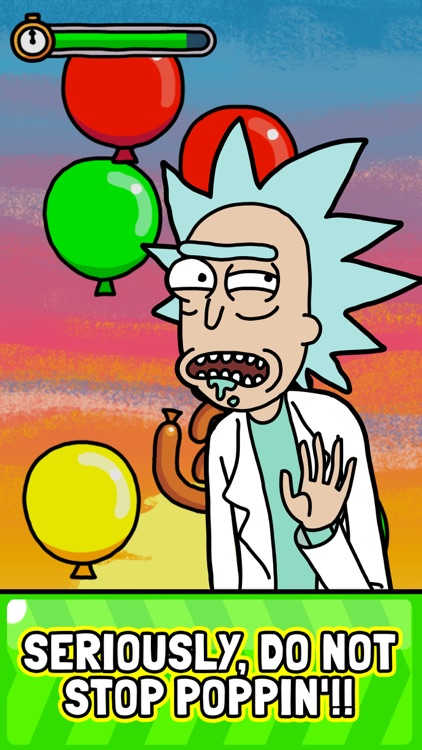 Rick and Morty Presents: Jerry's Game screenshot-4