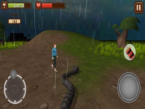 Скачать игру Snake Attack 3D Pro